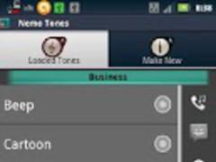 Nemo Tones (HD Ringtones) 3.0 Screenshot