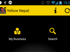 Nepal Yellow Pages 1.0.1 Screenshot