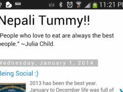 Nepali Tummy 1.0 Screenshot