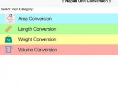 Nepali Unit Converter (Ropani, Tola, Dharni, Haat, etc.) 1.0 Screenshot