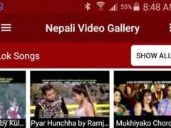 Nepali Video Gallery 1.6 Screenshot
