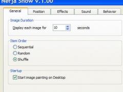 NerjaCam Show 1.01 Screenshot