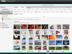 Nero MediaHome 2015.09.21 Screenshot