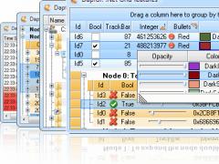 .Net Grid 2.10.1 Screenshot