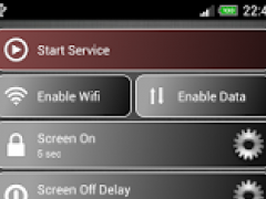 Net Manager Try-Battery Saver 1.3.2 Screenshot