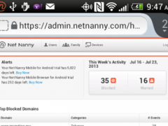 Net Nanny for Android 2.3.4.0 Screenshot