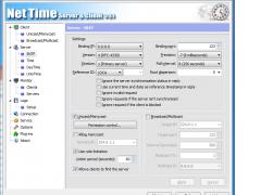 Net Time Server & Client 3.1.6.2315 Screenshot