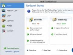 Netbook Optimizer 1.0 Screenshot