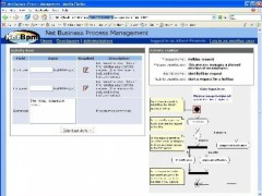 NetBpm 0.8.8.1 Screenshot