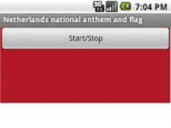 Netherlands anthem and flag 1.0 Screenshot