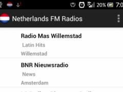 Netherlands FM Radios 3.0 Screenshot