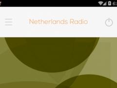Netherlands Radio Live FM AM 6.0 Screenshot