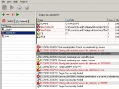 NetShareWatcher 1.5.8 Screenshot