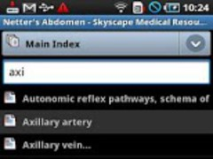 Netter's Atlas: Human Anatomy 3.0.0 Screenshot