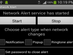 Network Alert Ad 28.0 Screenshot