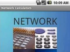 Network Calculators 1.0 Screenshot