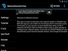 Network Control Free 2.2 Screenshot