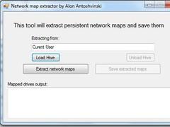 Network map extractor  Screenshot