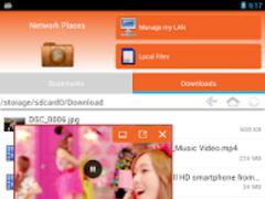 Network Places Lite(Innocomm) 5.2.22 Screenshot