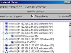 Network Scan OS Info 1.0 Screenshot