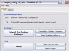 Network Security Scorebot 1.02.0 Screenshot