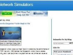 Network Simulator 2 0.1 Screenshot