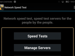 Network Speed Test (Lite) 2.6.7.9 Screenshot