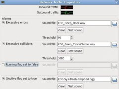Network Traffic  Screenshot