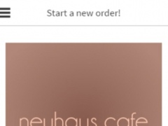Neuhaus Cafe 0.2.18 Screenshot
