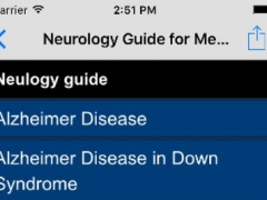 Neurology Guide for Medical Experts - For Medical Students and Junior Doctors 3.0 Screenshot