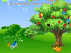 Neverfull Pouch : endless shooting of colorful apples and birds - free casual games for kids by top fun 1.0.2 Screenshot