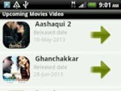 New Bollywood Video Song 1.0 Screenshot