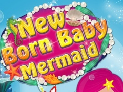 New Born baby Mermaid care 1.0 Screenshot