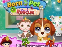 New Born Pet Rescue 1.0 Screenshot