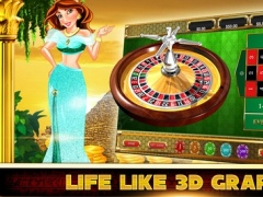 New Caesars Rich Arabic Roulette Mania and the best Jasmine hidden treasure style roulette 1.0 Screenshot