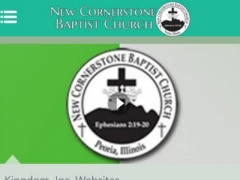 New Cornerstone Baptist Church 1.0 Screenshot