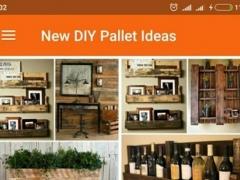 New DIY Pallets Ideas 2.1 Screenshot
