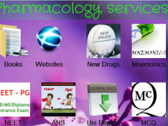 New drugs and Pharmacology 44 Screenshot