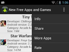 New Free Apps And Games 1.1.2 Screenshot