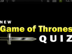 New Game of Thrones Quiz 2.0 Screenshot