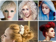New Hair Color Ideas 1.0 Screenshot