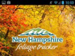 New Hampshire Foliage Tracker 1.2 Screenshot