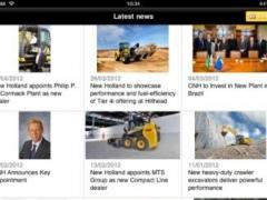 New Holland Construction Press Kit 1.1.4 Screenshot