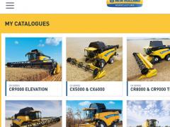 New Holland Harvesting parts 2.0.1 Screenshot