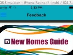 New Homes Guide 4.0.6 Screenshot
