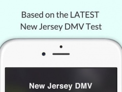 New Jersey Driver Test 2016 – Practice Questions for the Written Permit Exam (Free) 3.1.010 Screenshot