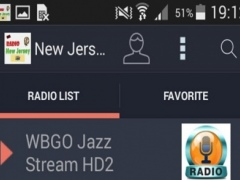 New Jersey Radio Stations 2 Screenshot