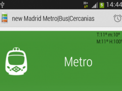 Madrid Metro|Bus|Cercanias 4.4.8 Screenshot