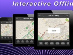 New Orleans Louisiana - City Offline Maps with GPS Map Navigation Tools & Travel utilities 10.0 Screenshot