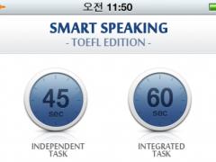 (new)SMART Speaking TOEFL 2.0.1 Screenshot